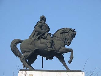 Battle of Rymnik - Image: Suvorov guarding the ramna river 1