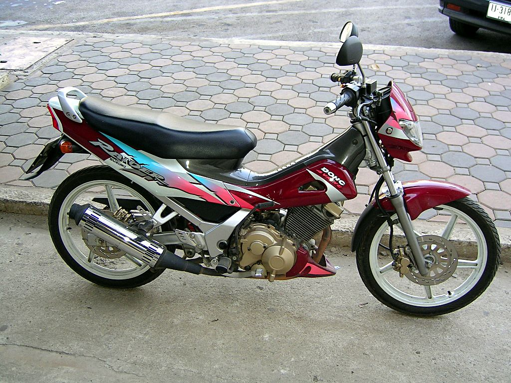 Suzuki Raider J Pro Fuel Consumption