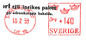 Sweden stamp type B13.jpg