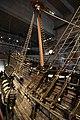 Swedish warship Vasa, sank 1628, Vasamuseet, Stockholm (42) (36266525355).jpg