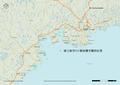 Swissair 111 crash location Chinese.png