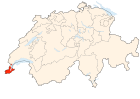 Switzerland Locator Map GE.svg