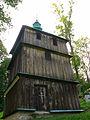 Szczawne. Dzwonnica z 1889 roku. 01.JPG