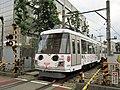 Tōkyū 308 near Sangen-jaya Station.jpg