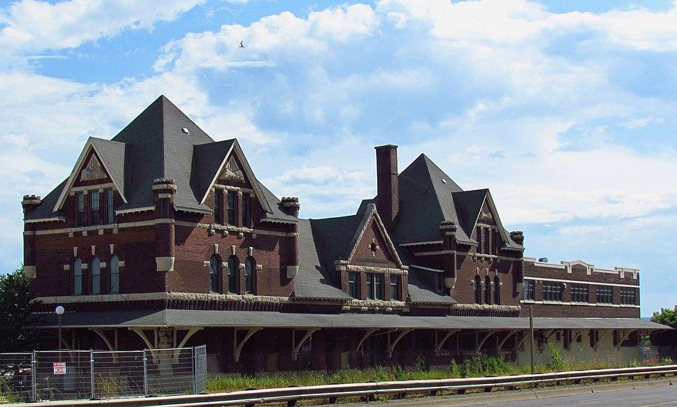 T-bay Railway Station