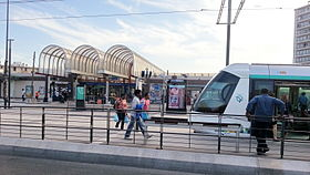 Image illustrative de l'article Gare de Garges - Sarcelles