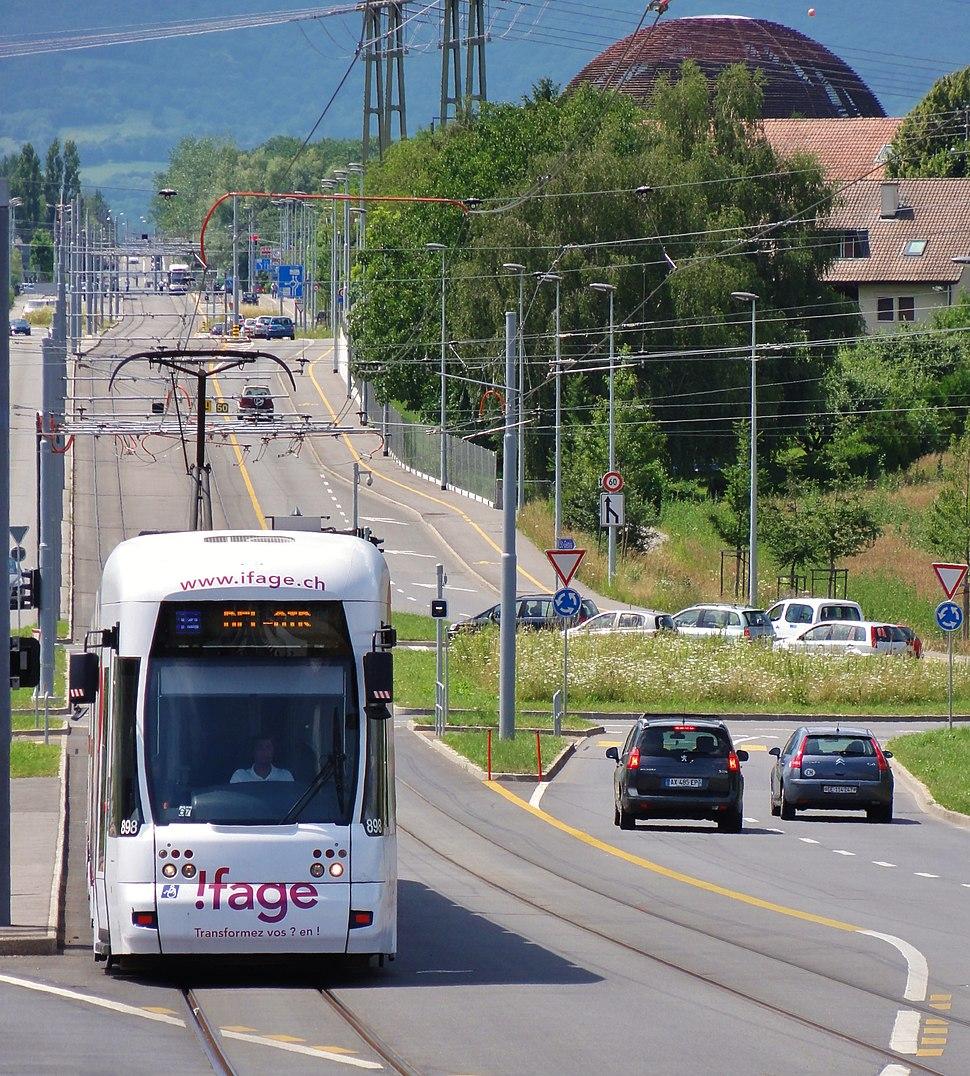 TCMC (Tramway Cornavin - Meyrin - CERN)
