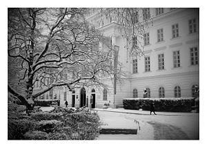 TU Wien - TU Wien main building