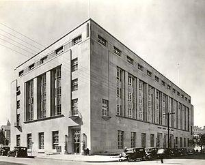 Eldon B. Mahon United States Courthouse - The Eldon B. Mahon United States Courthouse