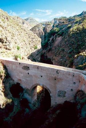 Rebellion of the Alpujarras (1568–71) - Tablate bridge