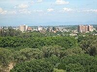 Urbocentre vide de Cerro La Virgen.