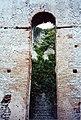 Tall arch at Villa Jovis, Capri, Italy 2.jpg
