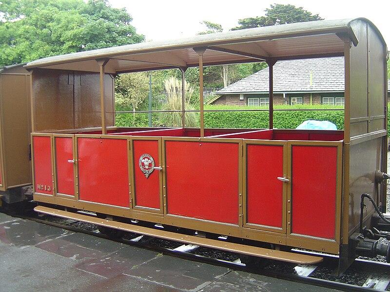 File:Talyllyn Railway Coach 13 - 2008-06-05.jpg
