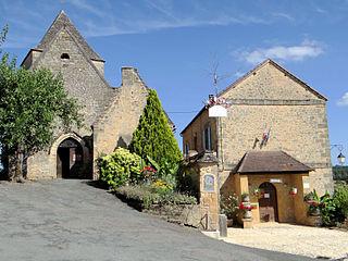 Tamniès Commune in Nouvelle-Aquitaine, France