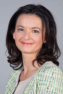 Tanja Fajon Slovenian politician