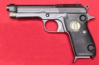 Beretta M1951 - Blued-steel Iraqi Tariq