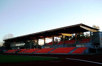 Tartu JK Tammeka - Tamme Stadium is the home ground of Tammeka