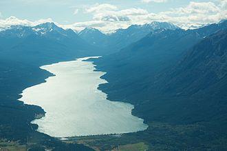 Tatlayoko Lake - Image: Tatlayoko Lake