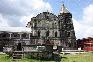 Tayabas - Minor Basilica of Saint Michael Archangel is considered one of the oldest and biggest church in the Philippines