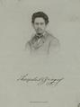 Teófilo Braga (1) - Retratos de portugueses do século XIX (SOUSA, Joaquim Pedro de).png