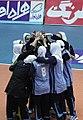 Tehran Women's Volleyball Team v Shahrdari Kerman - 1 December 2011 02.jpg