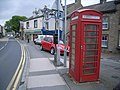 Telephone box at junction of Skipton Road and Kendal Road - geograph.org.uk - 831733.jpg