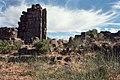 Temple of Zeus Megistos, Qanawat (قنوات), Syria - Remains of north façade - PHBZ024 2016 3592 - Dumbarton Oaks.jpg