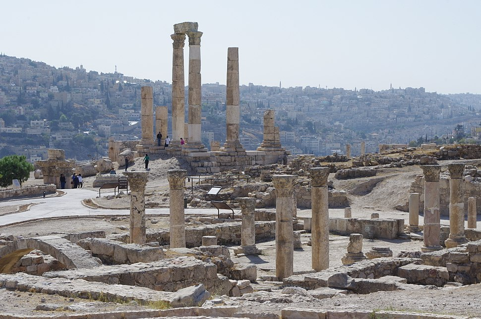 Temples Ancient and More Ancient