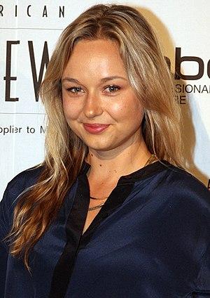 Sasha Bezmel - Teri Haddy played Sasha's friend Rosie.