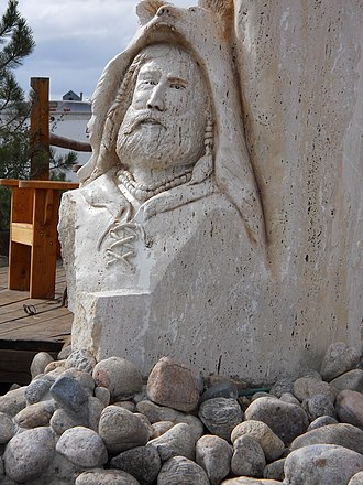 Tetonia, Idaho - Image: Tetonia Idaho Store sculpture