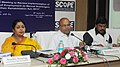 """Thaawar Chand Gehlot chairing a Consultative Meeting to discuss the issues relating to the implementation of the """"Prohibition of Employment as Manual Scavengers and their Rehabilitation Act, 2013 (MS Act, 2013)"""", in New Delhi.jpg"""