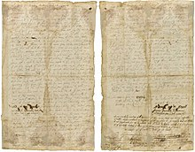 The 1688 Germantown Quaker petition against slavery.jpg