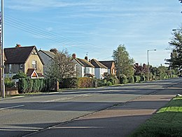 The A413 in Stoke Mandeville, going towards Wendover - geograph.org.uk - 269826.jpg
