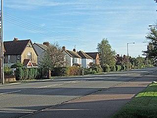 Stoke Mandeville Human settlement in England