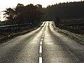 The A689, Kirkhaugh - geograph.org.uk - 297937.jpg