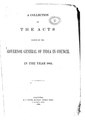 The Acts passed by the Governor General of India in Council in 1864.pdf