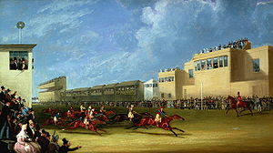 Ascot Gold Cup - Image: The Ascot Gold Cup 1834 James Pollard
