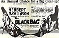 The Black Bag (1922) - Ad 1.jpg