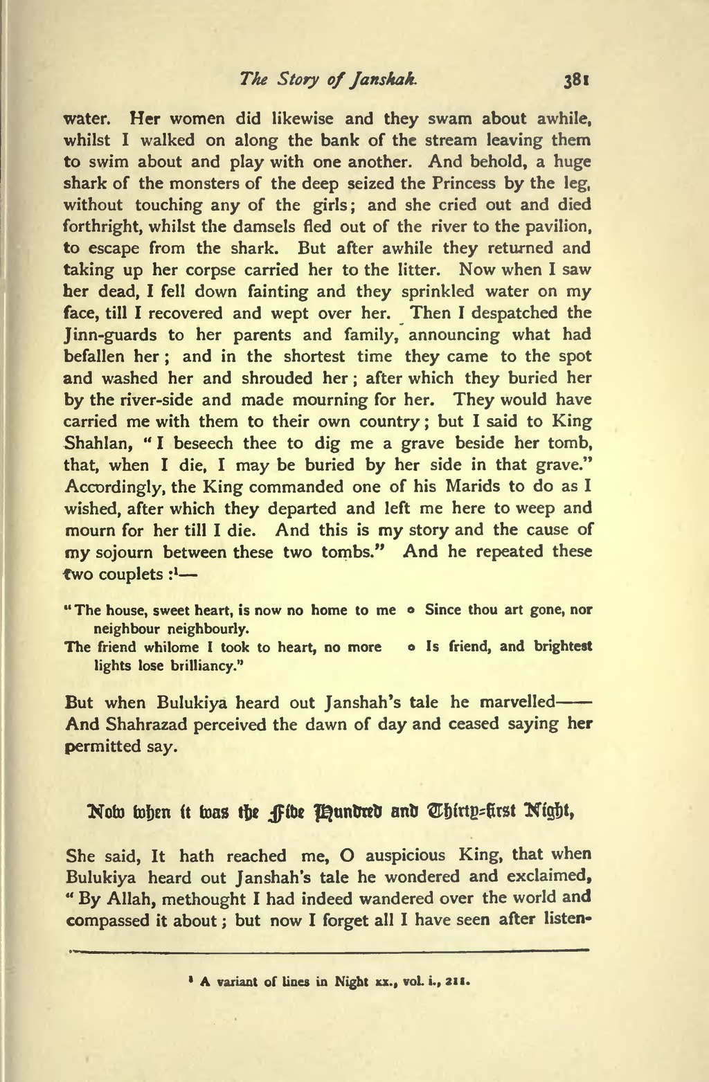 Page:The Book of the Thousand Nights and a Night - Volume 5 djvu/415