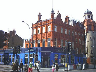 Bush Theatre - The Bush Theatre's Original Home (2005)