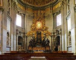 Saint Peter's Cathedra