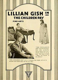 <i>The Children Pay</i> 1916 film by Lloyd Ingraham