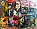 The Confused Composer 46x58 cm 2004 by Segar.jpg
