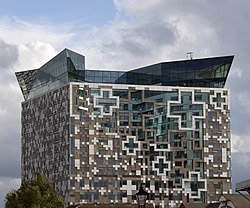 The Cube (building) - Wikipedia