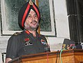 The Director General Military Operations (DGMO) Lt. Gen. Ranbir Singh briefing the media on the terrorist attack at Army Camp, in Uri, Jammu and Kashmir on September 19, 2016.jpg