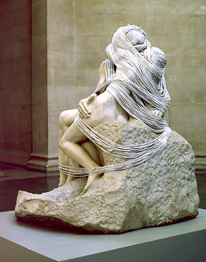 2003 in art - Image: The Distance (A Kiss With Strings Attached), 2003