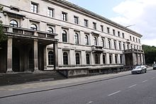 Munich agreement wikipedia the fhrerbau in munich site of the 1938 munich agreement platinumwayz