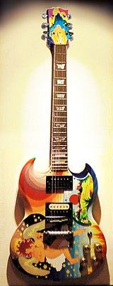 The Fool Guitar