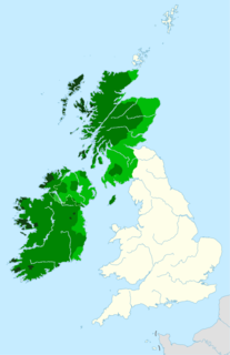 Gaels Celtic ethnic group of Ireland, Scotland and the Isle of Man