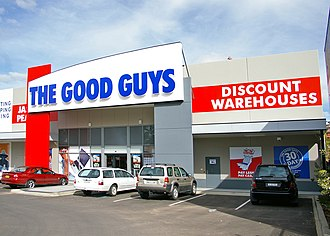 The Good Guys (Australian company) - The Good Guys store located in Wagga Wagga, New South Wales